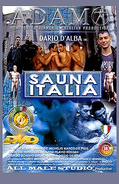 Sauna Italia on Maleflixxx TRIBE Gay Porn Blog